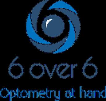 6over6 logo