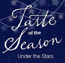 Taste of the Season Under the Stars 2017