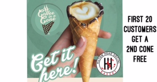 NEW COFFEE TREAT LAUNCHES! WHAT IS IT? ....WIN ONE FOR FREE