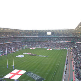 Supply to Twickenham Rugby Stadium