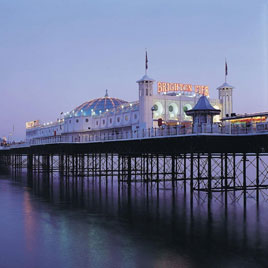Supply to Brighton Pier