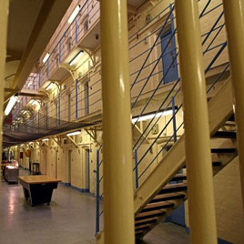 HMP Woodill - Secure WC's