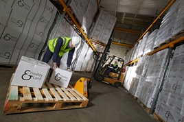 New Warehouse Boosts Efficiency