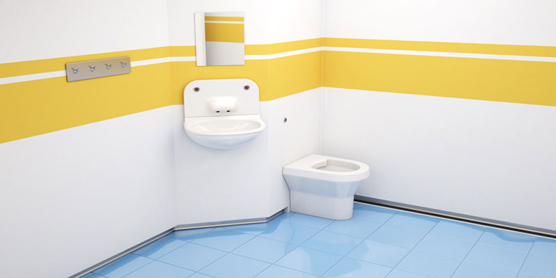 Complete Anti Ligature Washroom Packages
