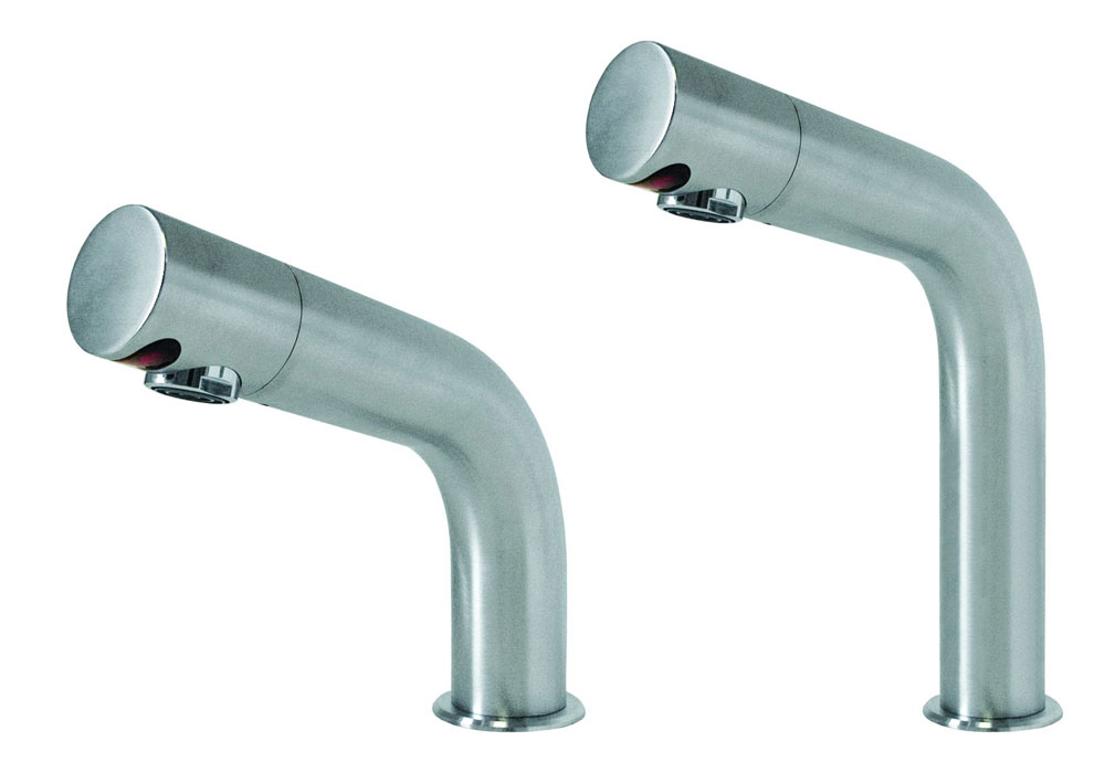 Aquarius High Neck & Short Version Infrared Taps