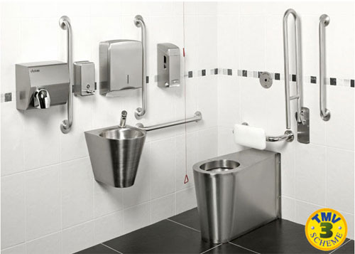 Disabled Amp Commercial Washroom Equipment