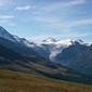 Views approaching the Col de Torrent