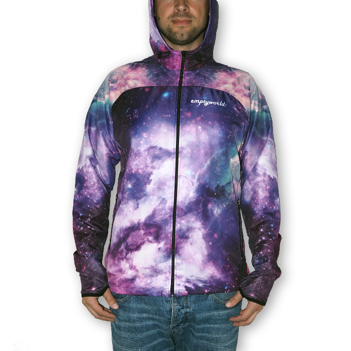emptyworld jacke galaxy