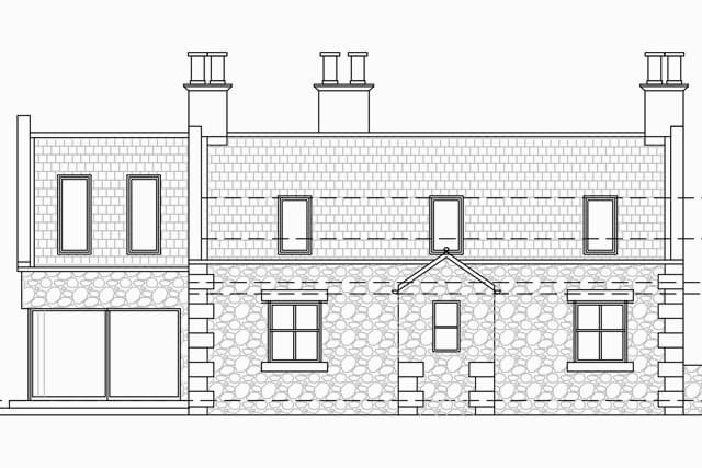 Ideas for a rural cottage