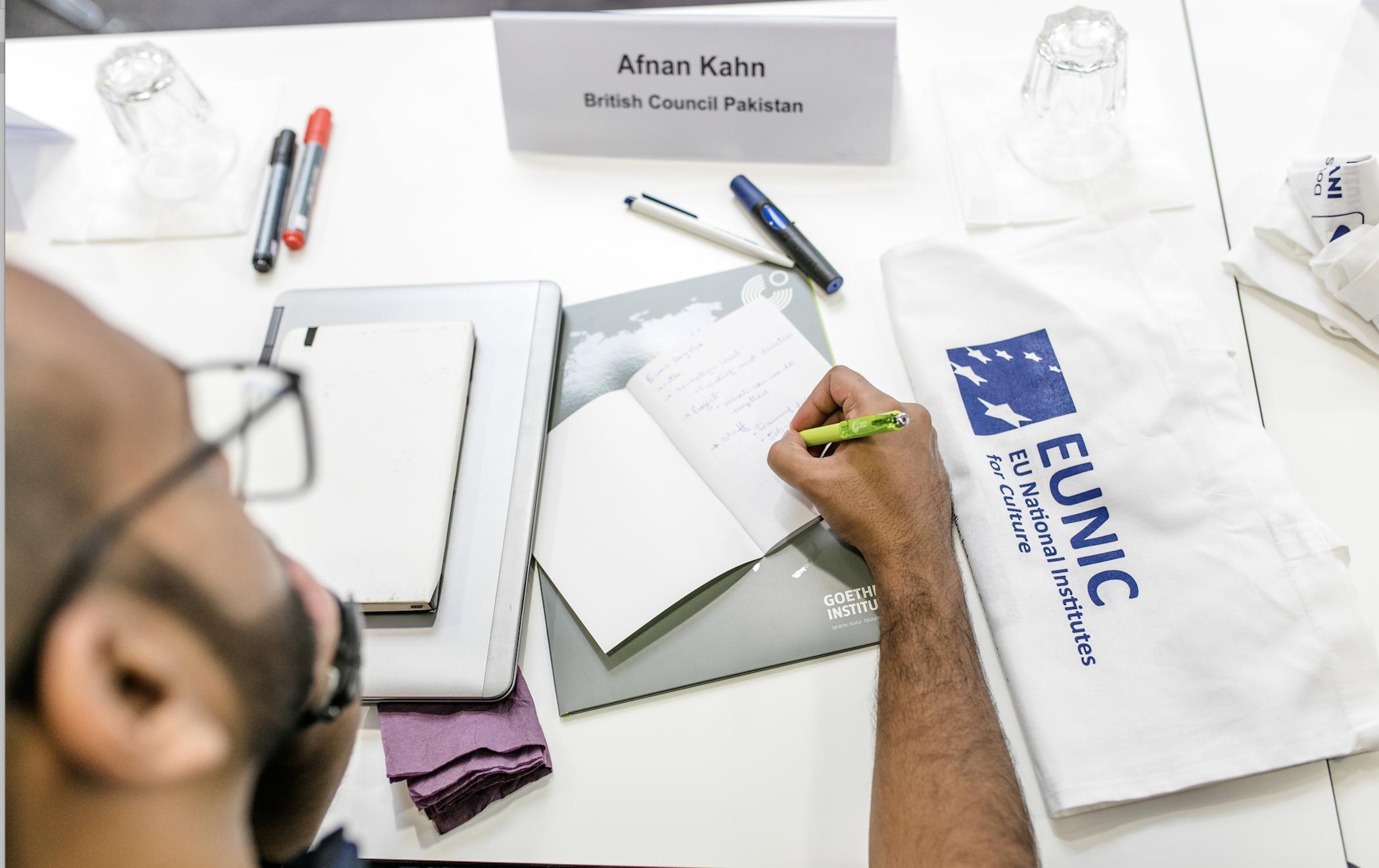 EUNIC - European Union National Institutes for Culture