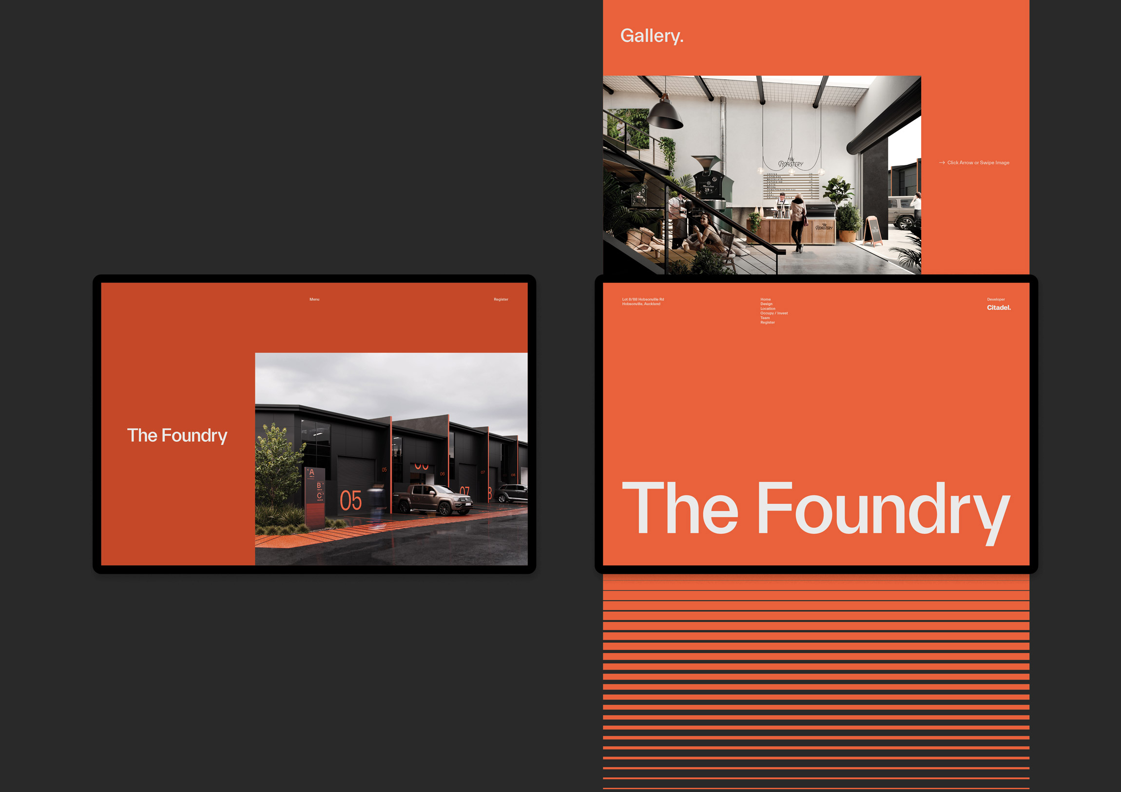 The Foundry Website