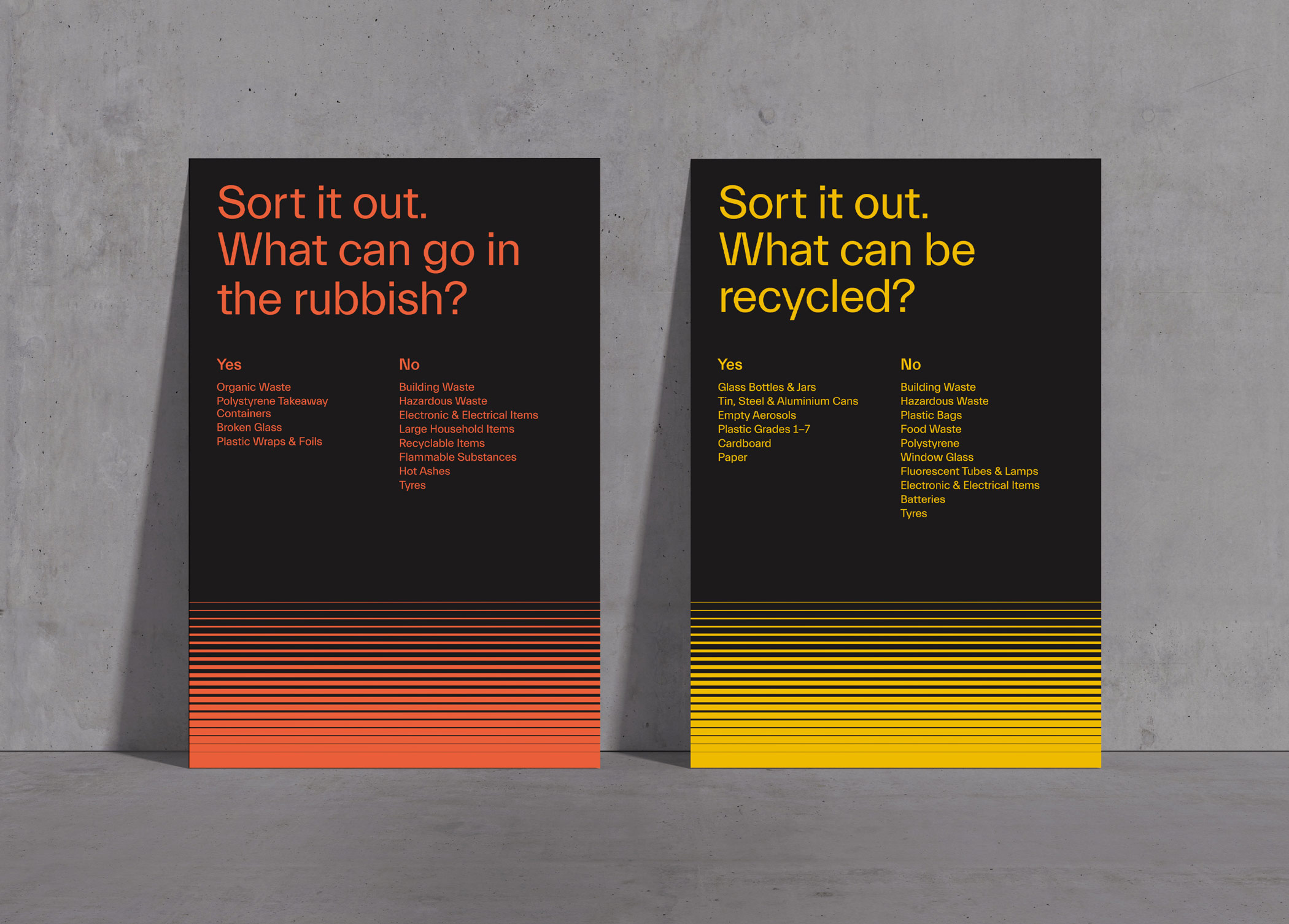 The Foundry Bin Posters