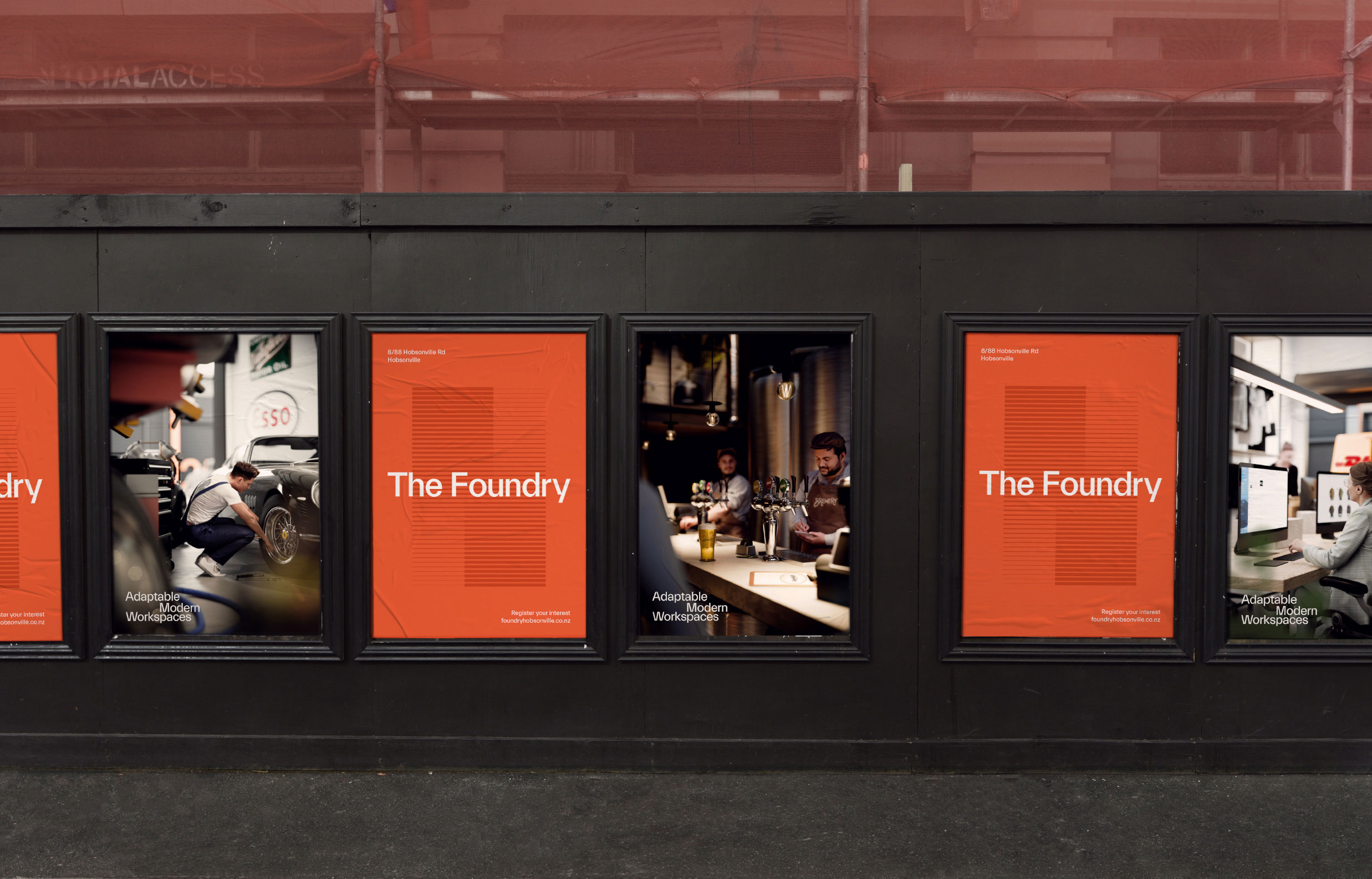 The Foundry Posters