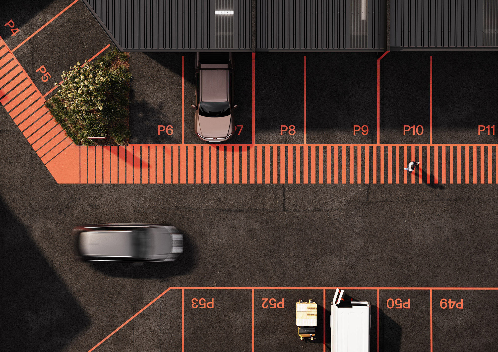 The Foundry Hobsonville Aerial
