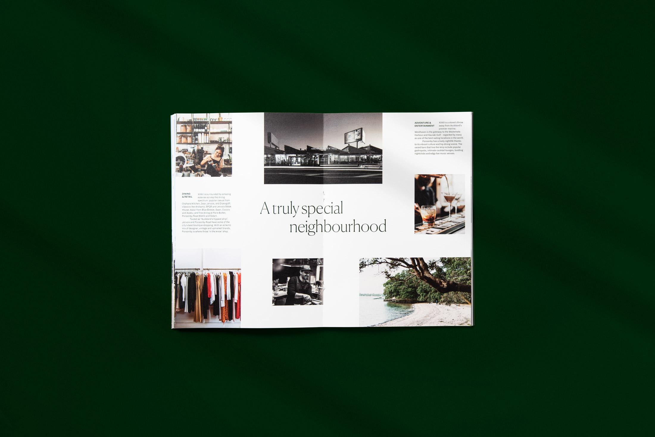 32 Shelly Beach Road XXXII Brochure