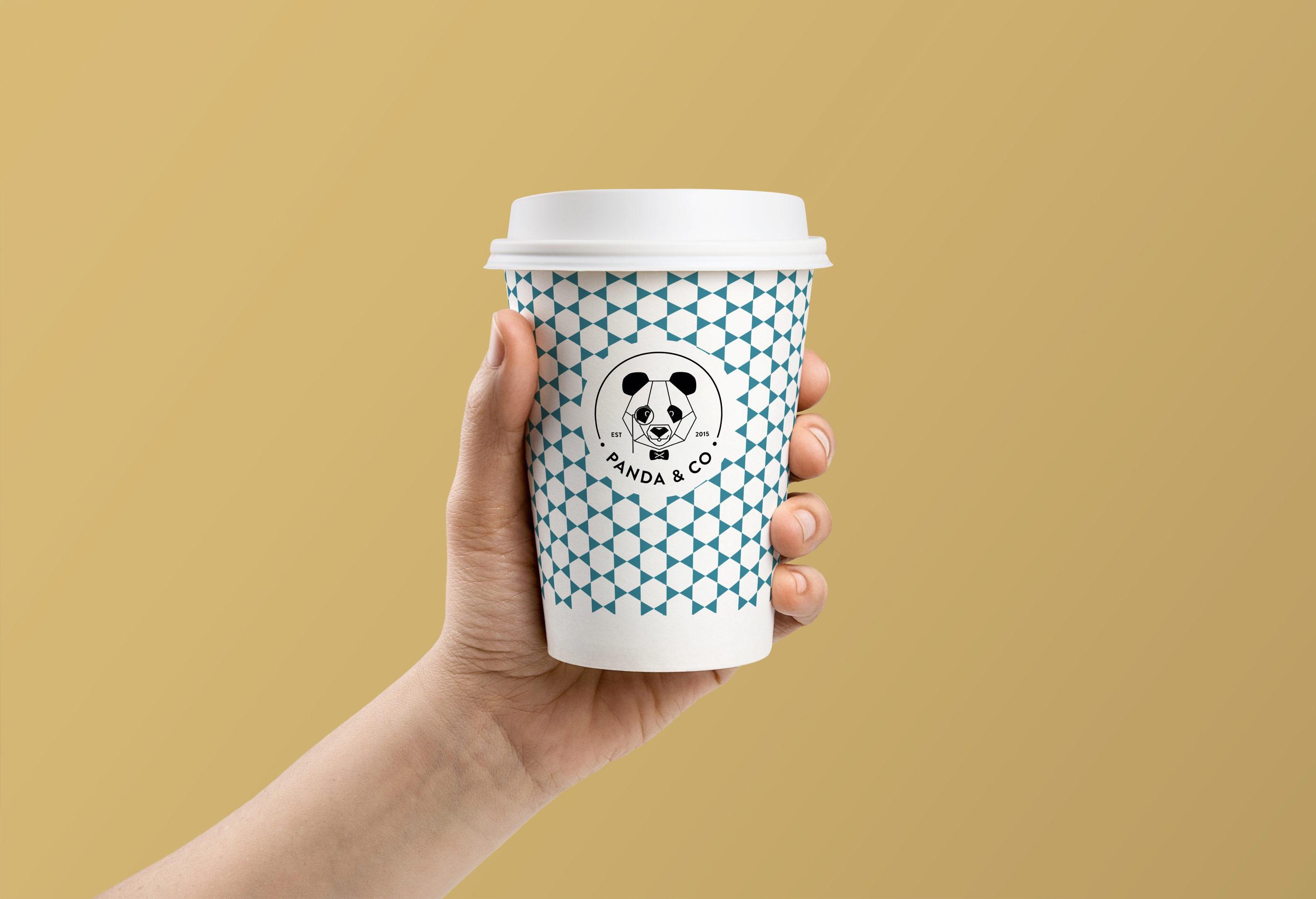 Panda & Co Perth Brand - Cups