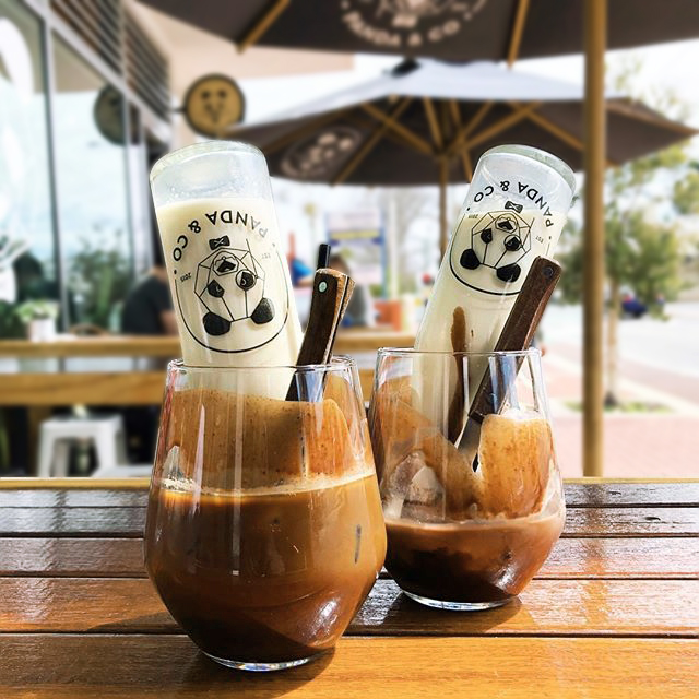 Panda & Co Perth Food