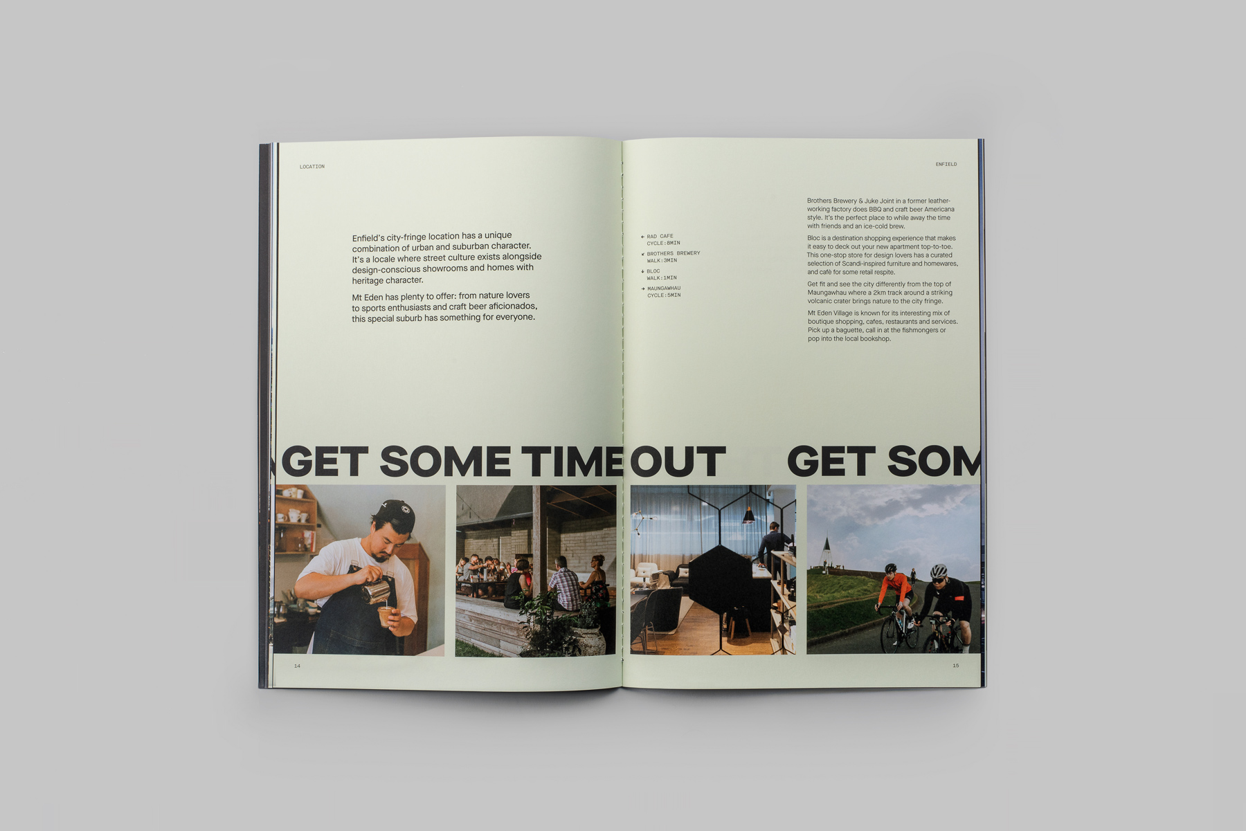 Enfield Brochure