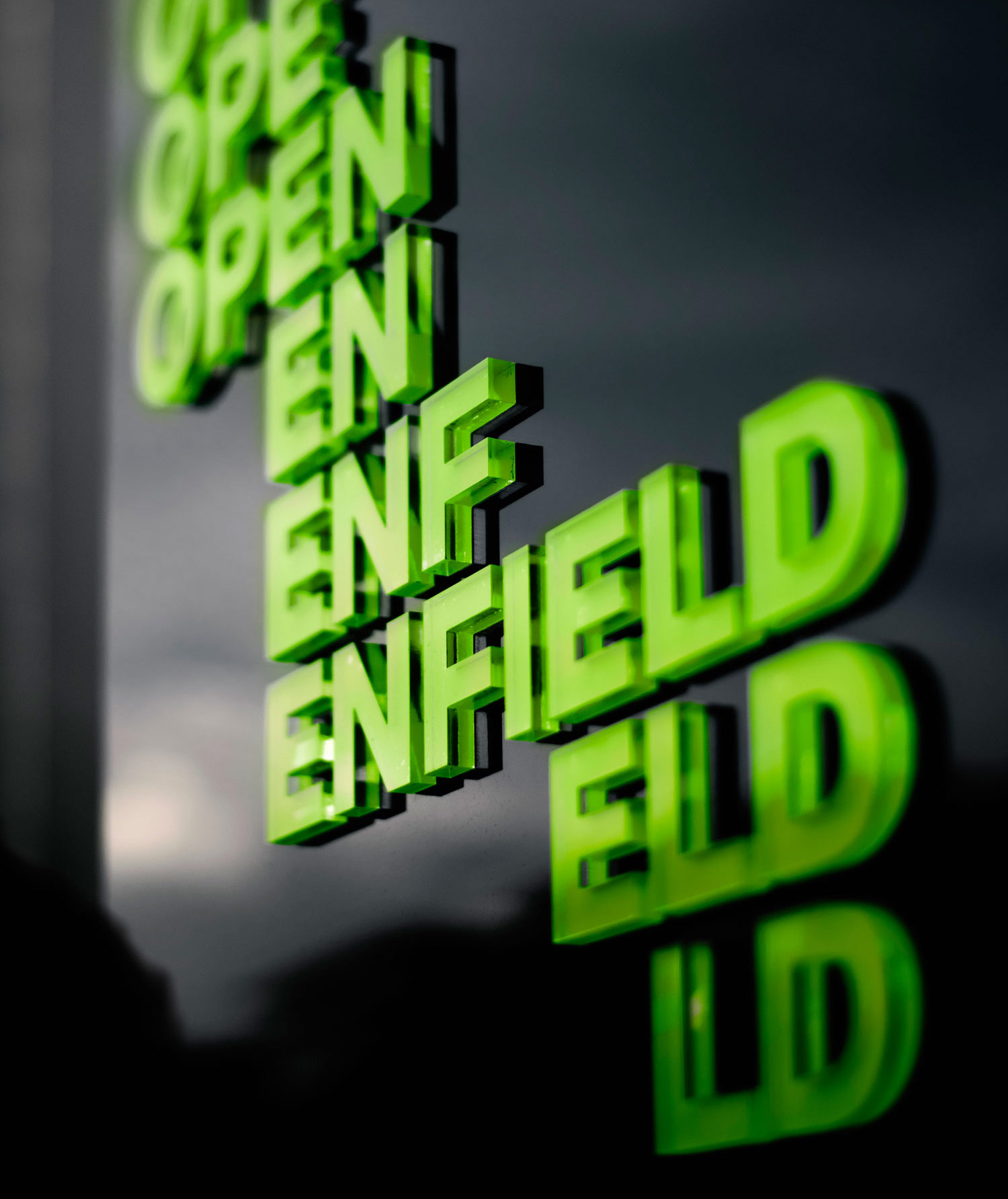 Enfield Signage