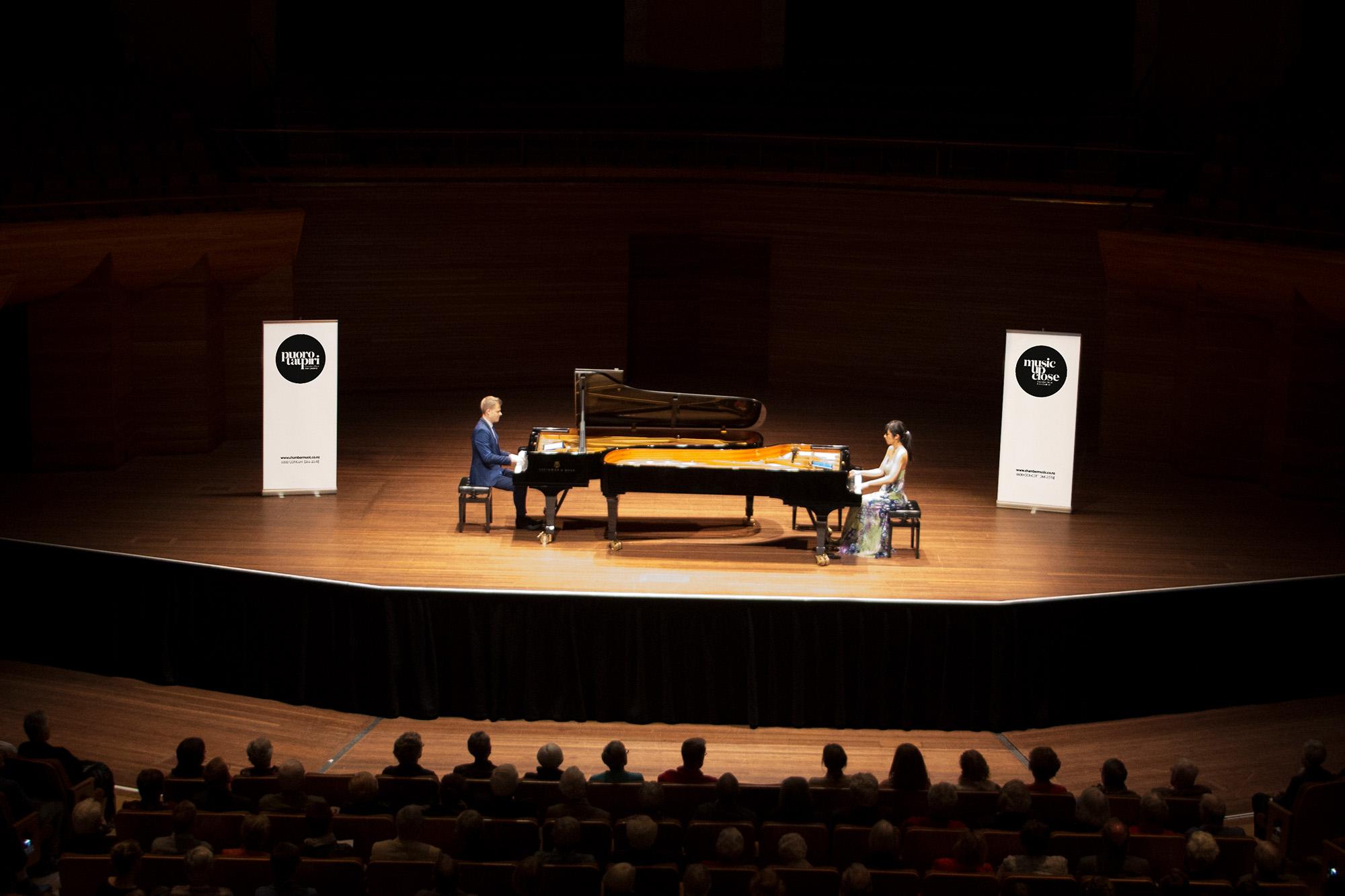 Chamber Music NZ Concert