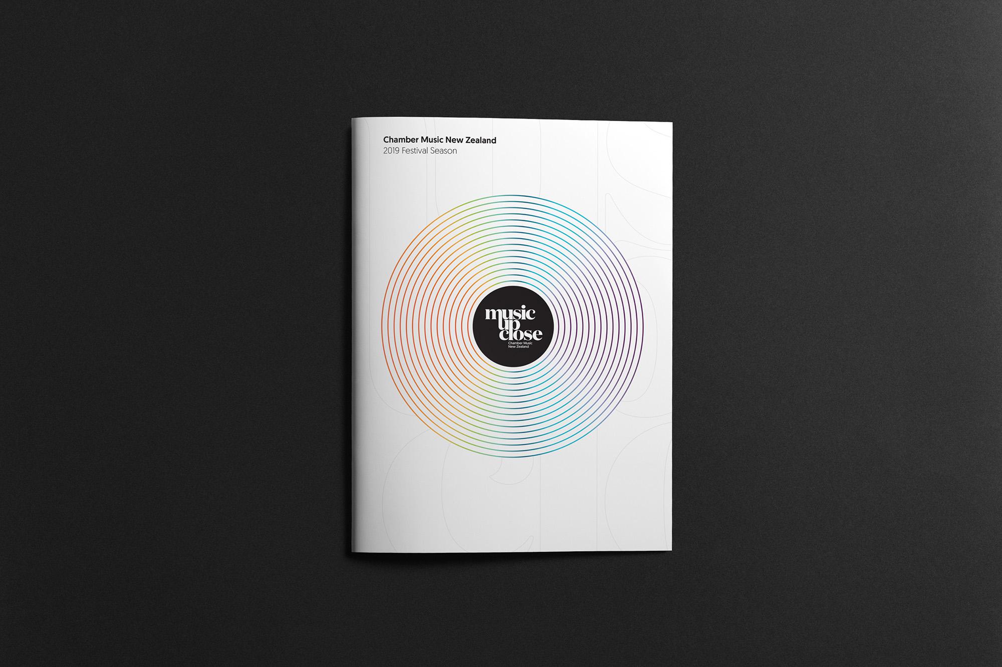 Chamber Music NZ Season Brochure