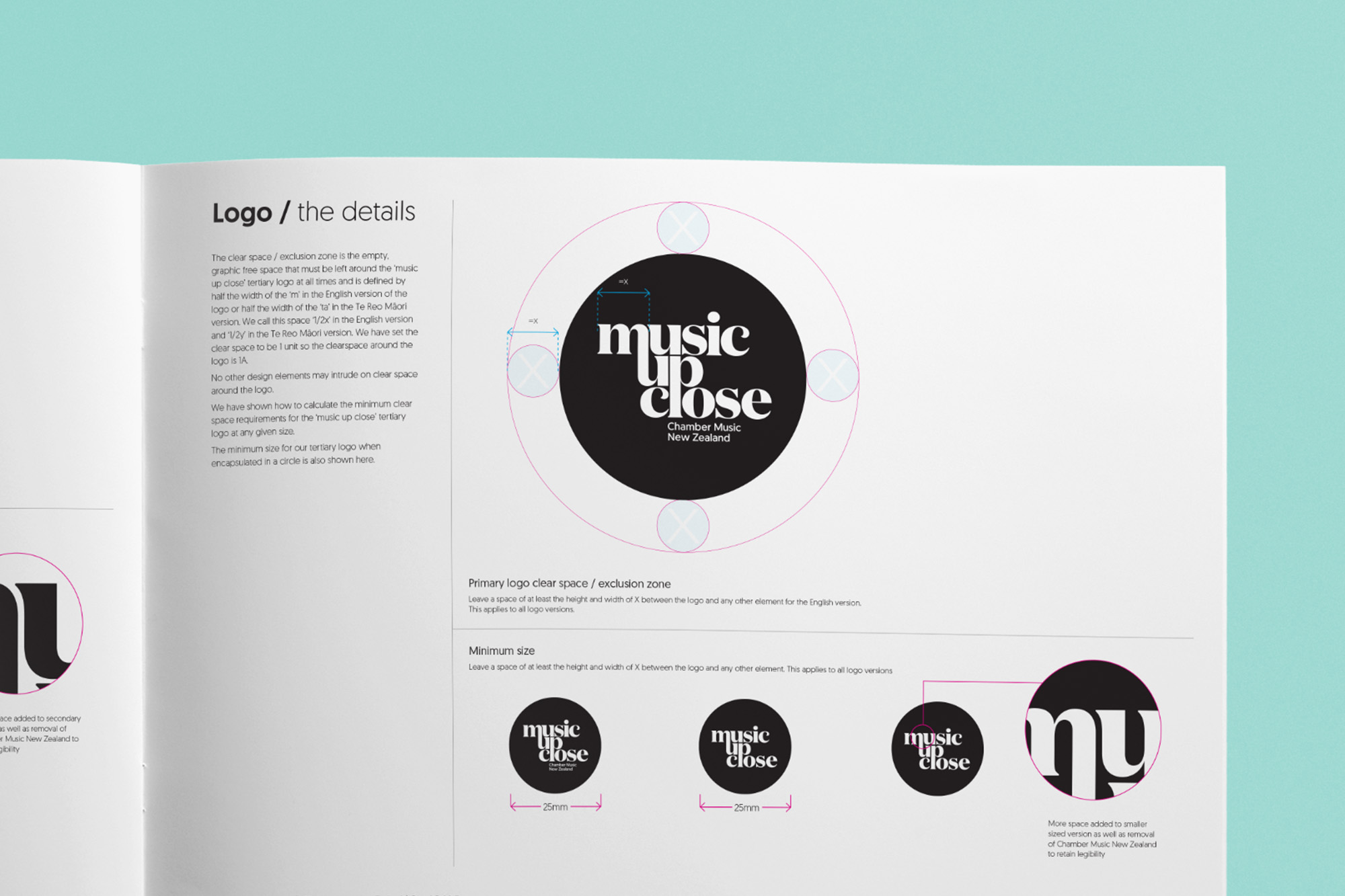 Chamber Music NZ Brand Guidelines