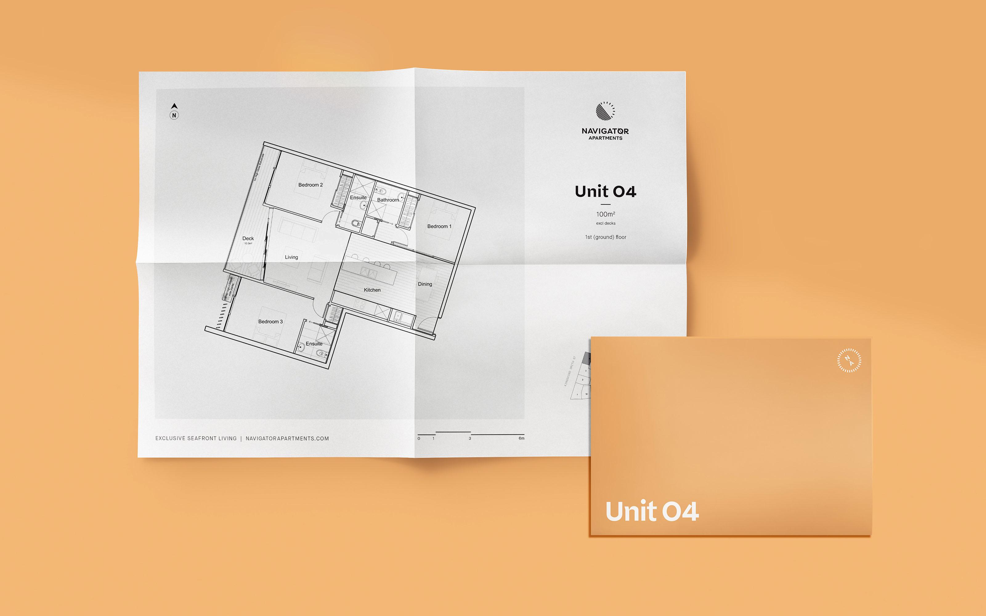 Navigator Apartments Floor plans