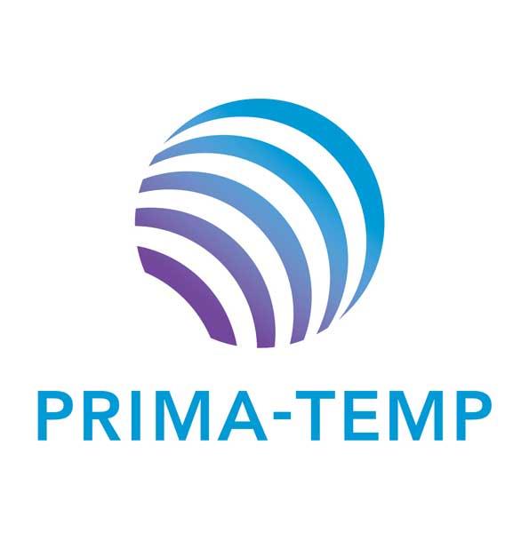 The Prima-Temp logo