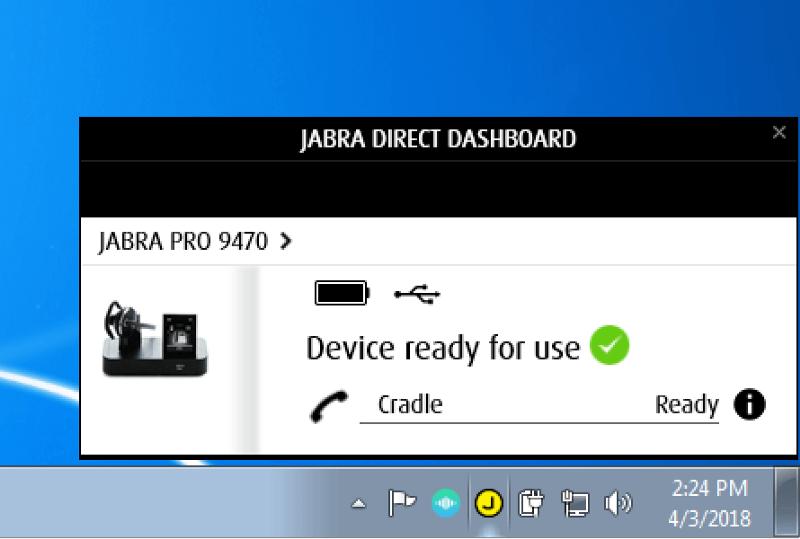 Jabra Windows Integration