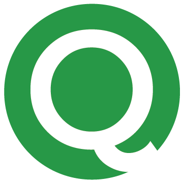 green Q for question