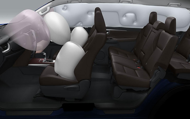 an toàn giá xe Innova 2016
