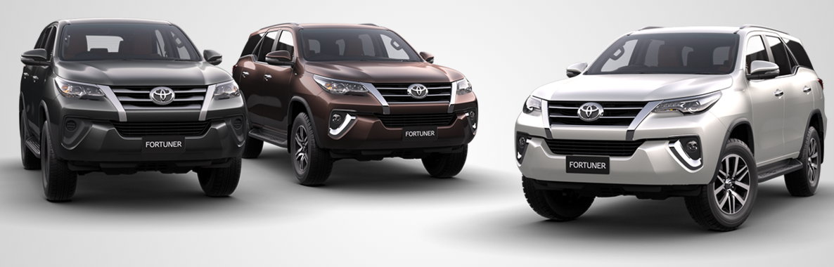 giá xe toyota oto fortuner
