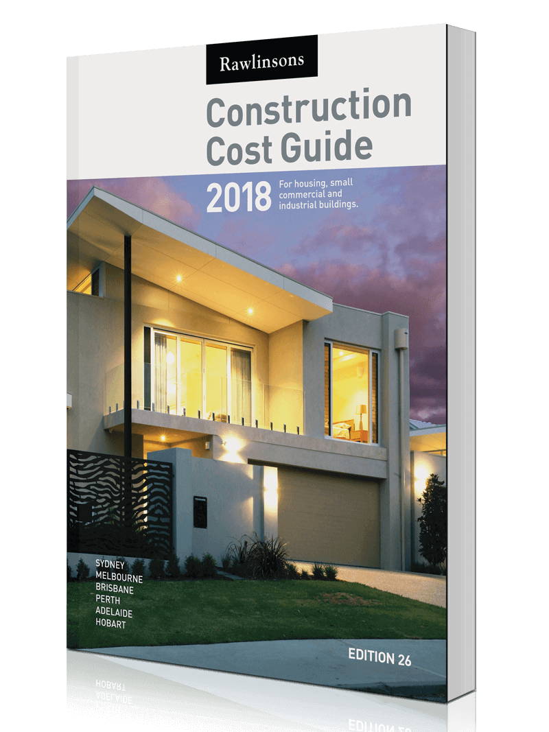 Construction Cost Guide Rawlinsons