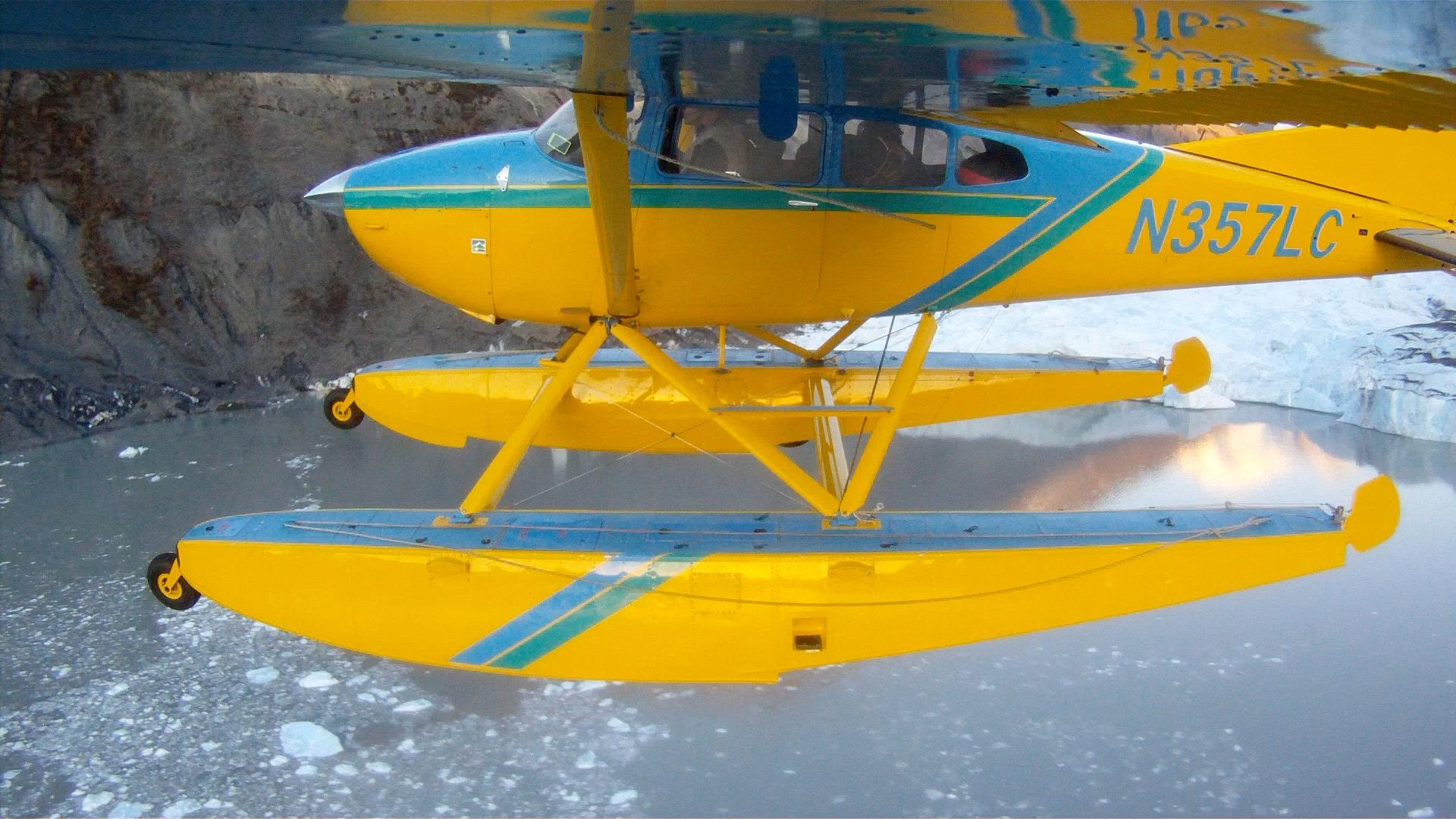 20 mi off wing