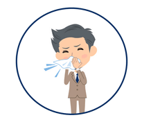 Sneezing Sinus Symptoms
