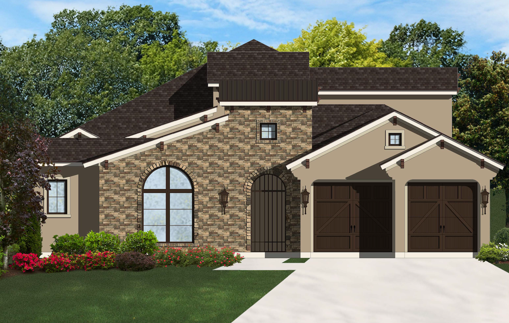 New Home Builders in Cypress TX