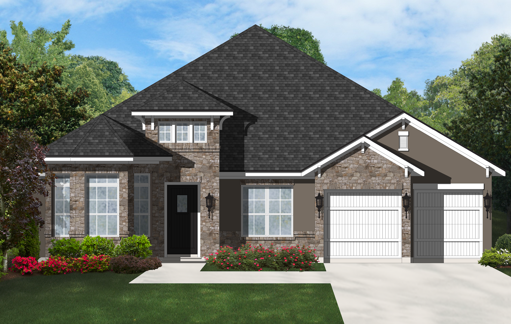 Luxury Homes in Cypress TX