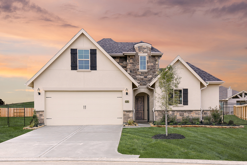 new home construction in Cypress, TX