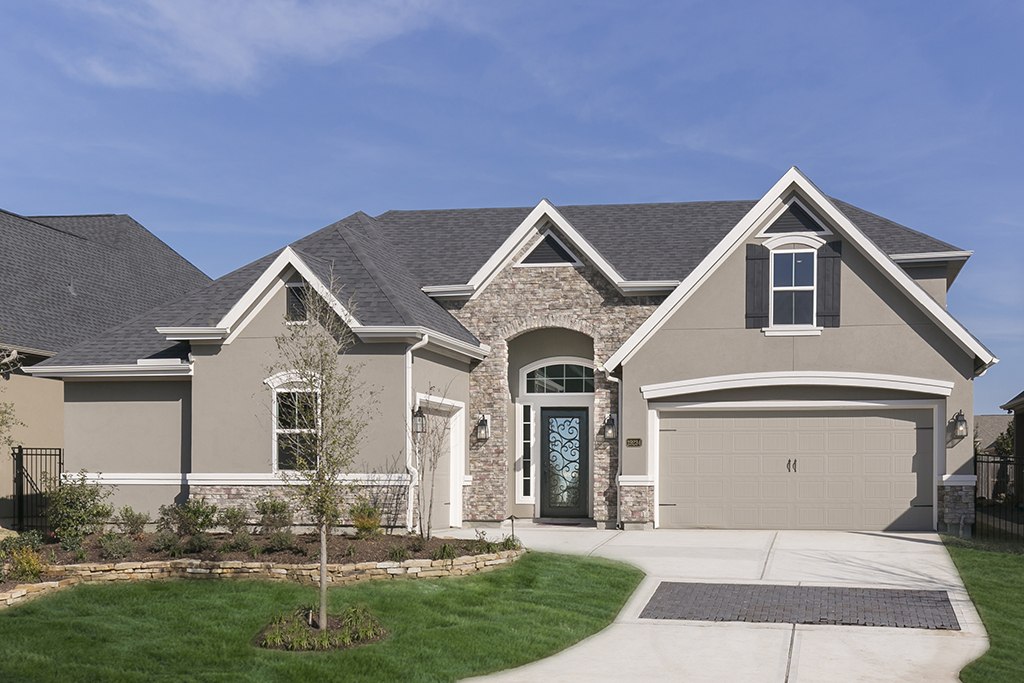 Single Story Homes in Cypress, TX