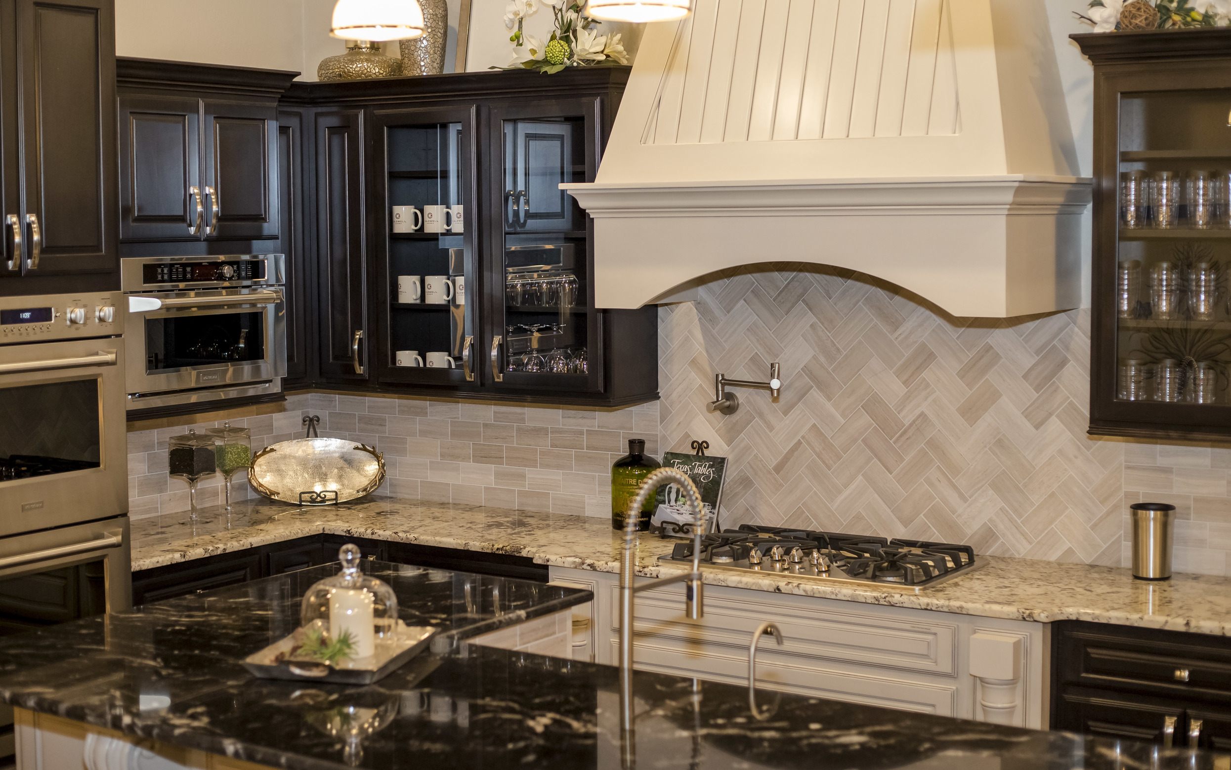 Custom New Home Design Center Cypress, TX