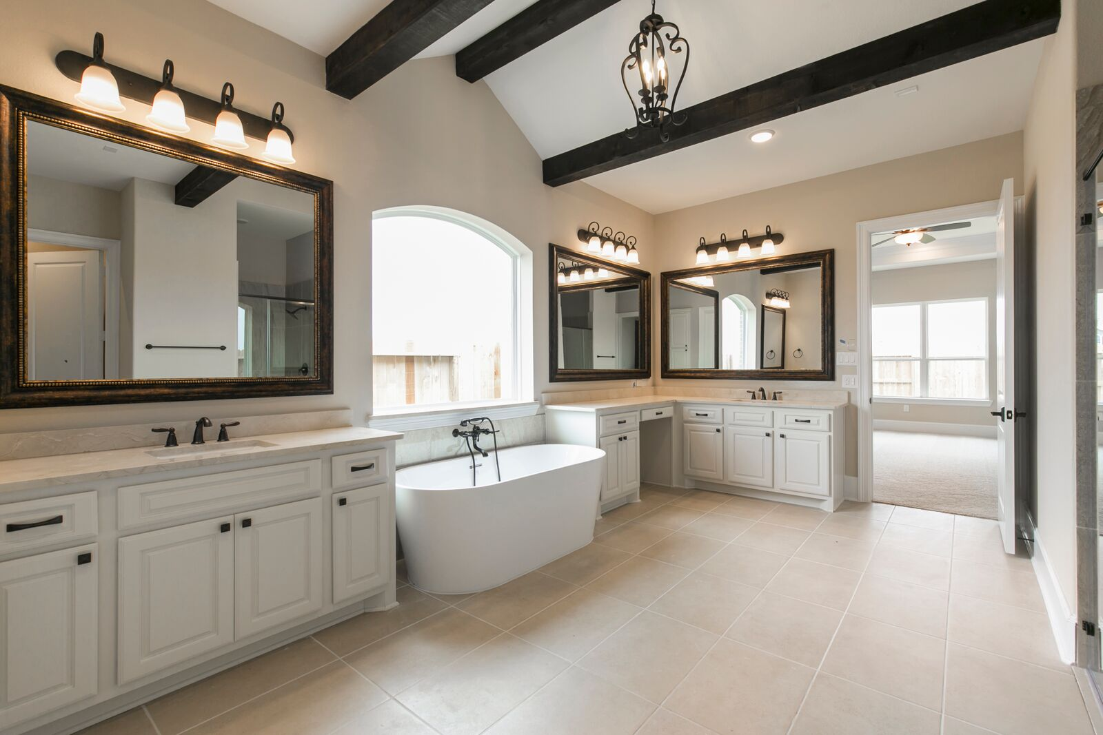 Custom Built Single Story Homes in Cypress, TX