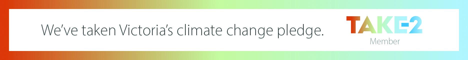 Take-2 Victoria Climate Change