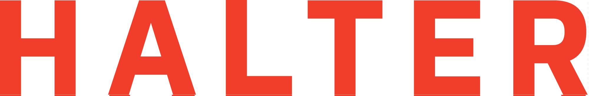 Large Halter Logo