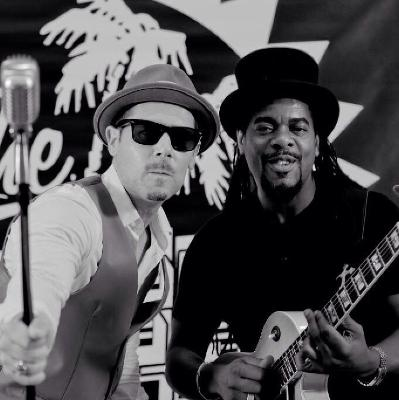 Peter and Tyber from the Dualers