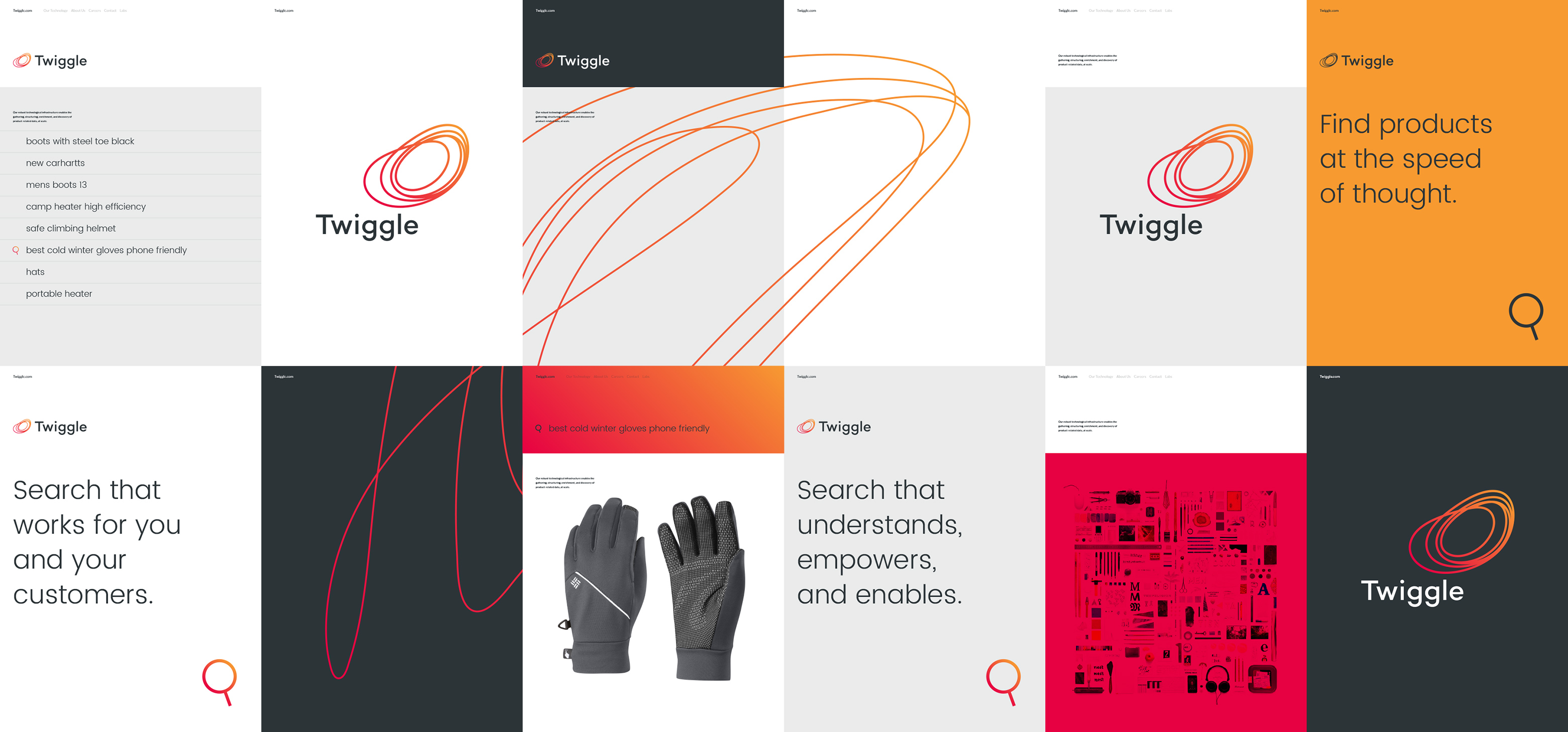 branding twiggle posters