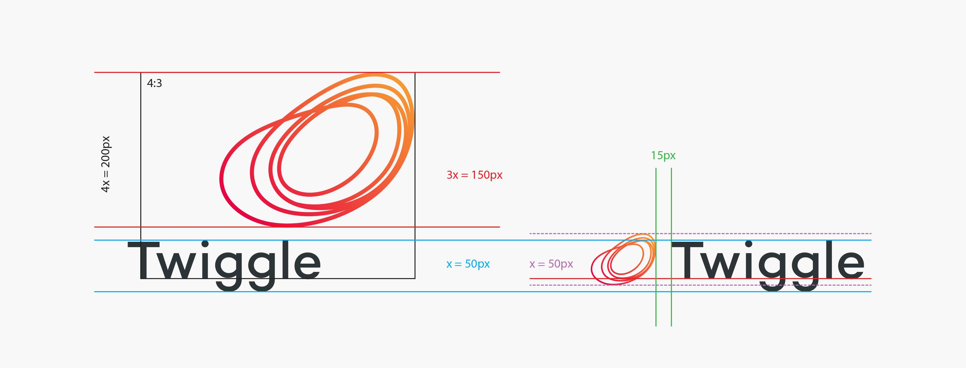 branding twiggle logo mechanics