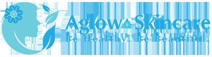 aglow skincare logo