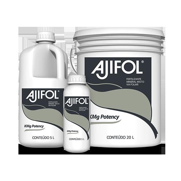 Fertilizante Ajinomoto Ajifol KMG Potency