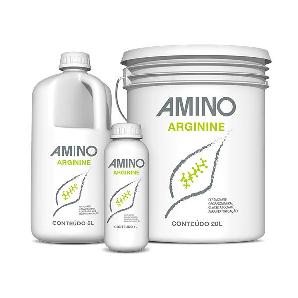 Fertilizante Ajinomoto Amino Arginine