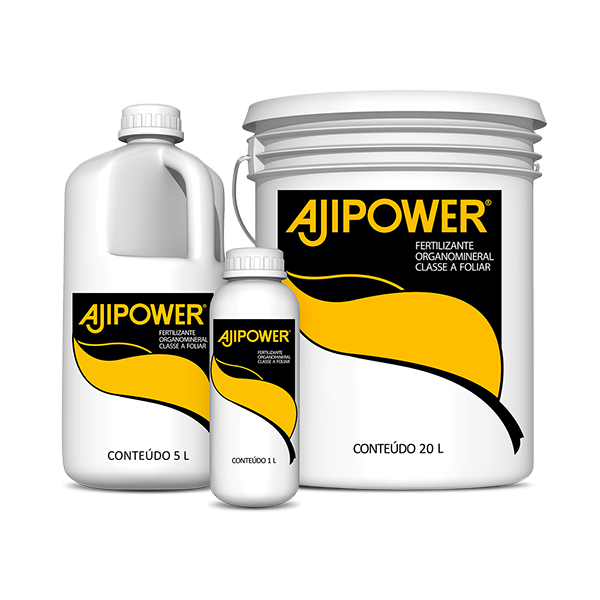 Fertilizante Ajinomoto Ajipower